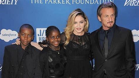 Madonna y sus hijos: los problemas crecen