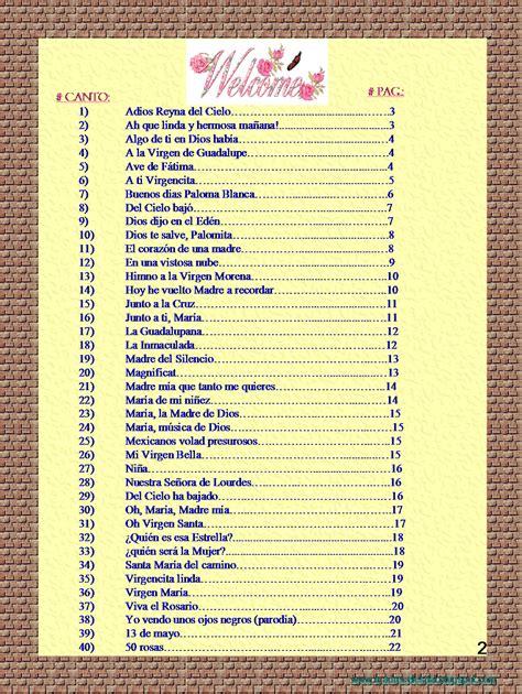 MADRE CELESTIAL: LOS 22 MEJORES CANTOS A MARIA   DESCARGAR ...