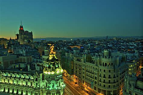 MADRI   CAPITAL DA ESPANHA   Geografia Total