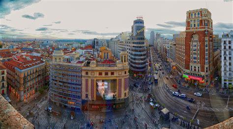 Madrid 4k Ultra HD Wallpaper | Background Image ...