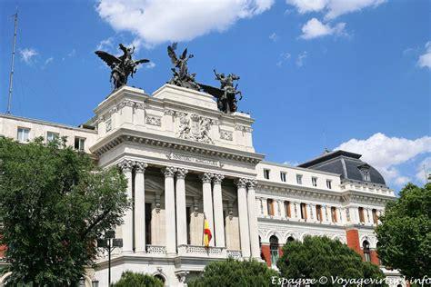 Madrid Atocha, Ministerio Agricultura   España