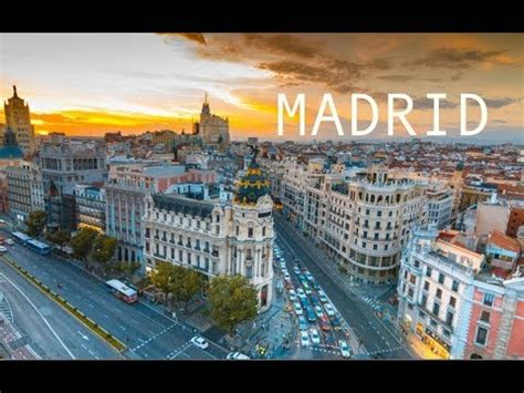 Madrid   Capital de España   YouTube