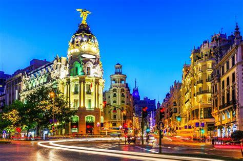 Madrid, ciudad española con más previsión de crecimiento ...