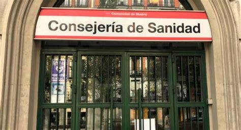 Madrid crea la Dirección de Coordinación Socio Sanitaria ...