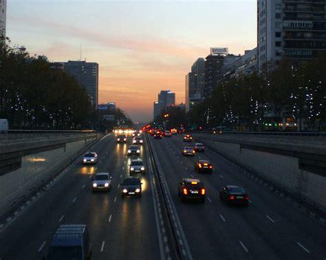 Madrid Daily Photo: Paseo de la Castellana