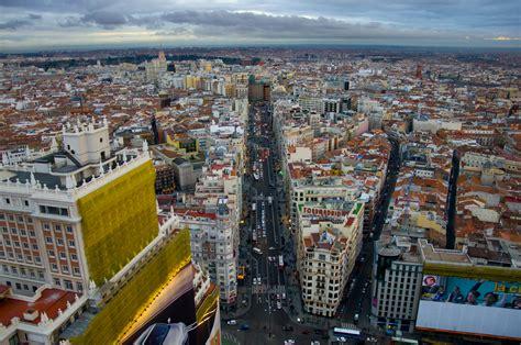 Madrid, la ciudad con mejor reputación en España ...