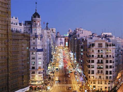 Madrid, la ciudad más visitada de España a cierre de 2015 ...