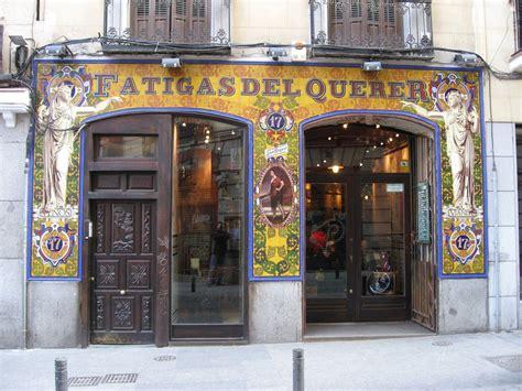 Madrid, mi querida Villa: Madrid, Tabernas y Restaurantes ...