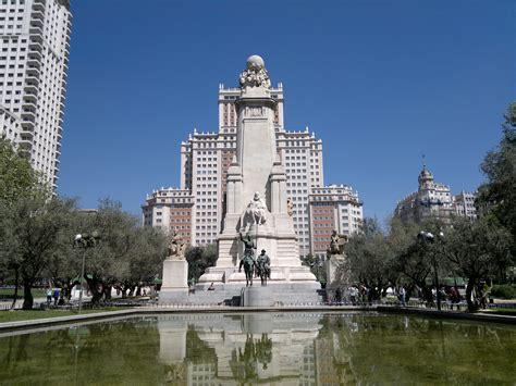Madrid! Plaza España – Fotografías de Ciudad