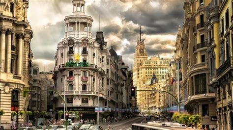 Madrid Street   Wallpapers HD. Download Free Desktop HD ...