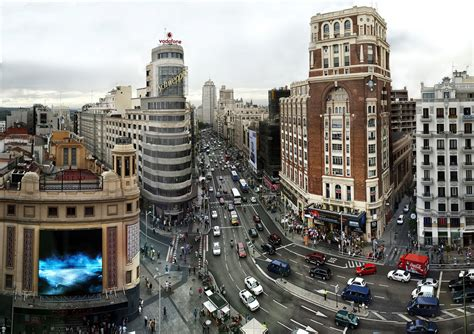 Madrid to Eliminate Cars from City Center | ArchDaily