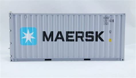 MAERSK Container Model id:6764553  Product details   View ...