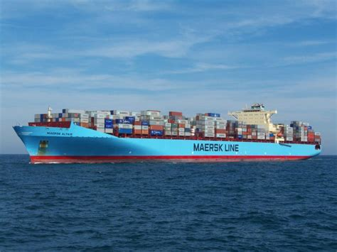 Maersk Container Number