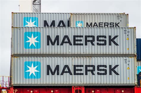 Maersk Container Tracking | Shipup