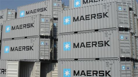 Maersk pilots physical container inspections :: Lloyd s List