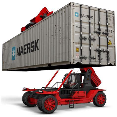 Maersk v2 Icon   Container Icon Set 2   SoftIcons.com