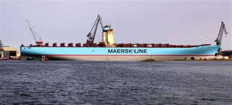 Maersk vessel tracking – Tracking Support