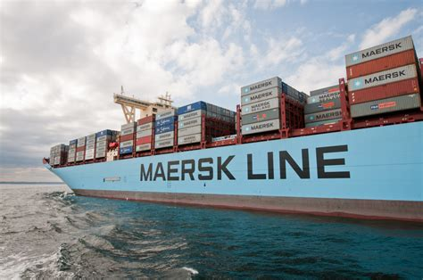 Maersk Warns Trade Tensions are Hurting Shipping s Growth ...