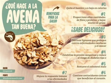 MAESTR@S DEL FOGON: BENEFICIOS DE LA AVENA
