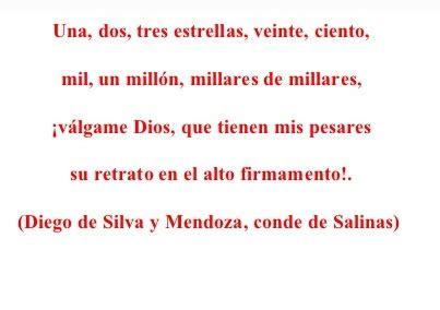 Maestro San Blas: Estrofas y poemas