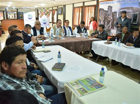 MAGA agilizará proyectos en San Marcos   Ministerio de ...