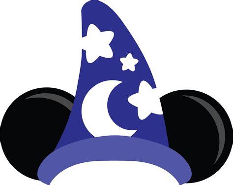 Magical Wizard Hat | Disney silhouettes, Disney, Disney ...