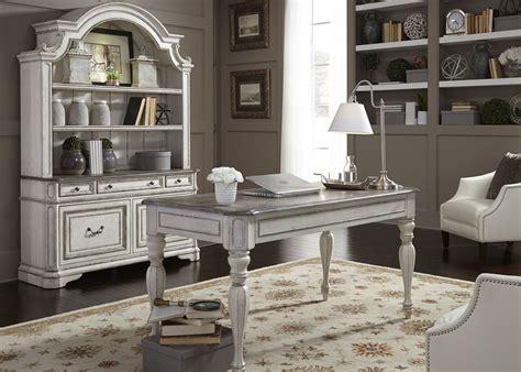 Magnolia Manor Antique White Home Office Set, 244 HO107 ...