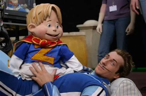 Magnus Scheving with a puppet | 2000s kids shows, Lazy ...
