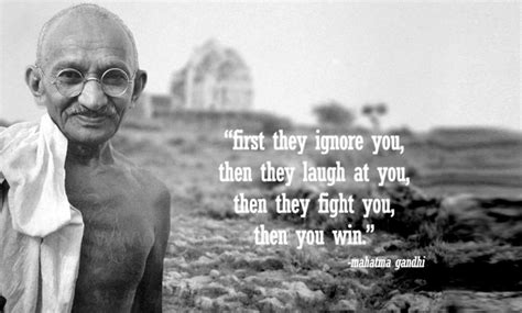 Mahatma Gandhi – Inspirational Quotes, Film, and Speech ...