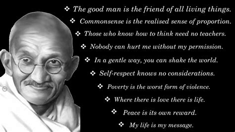 Mahatma Gandhi – The Great Souled One | Rational Opinions Blog