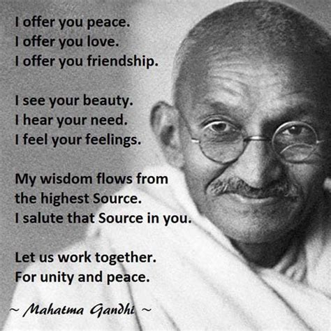 Mahatma Gandhi, the Apostle of Non Violence! | Purplerays