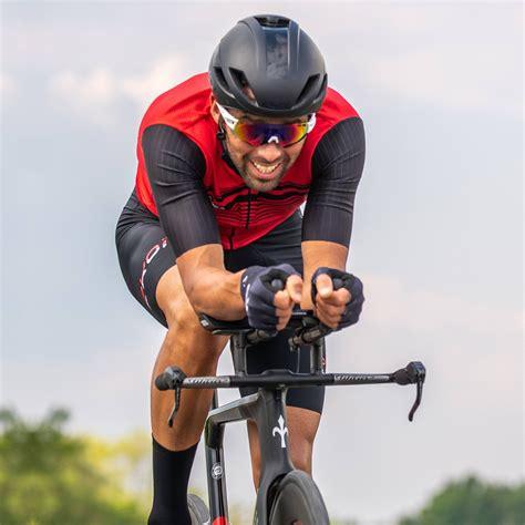 Maillot de ciclismo EKOI LINEA Rojo   EKOI
