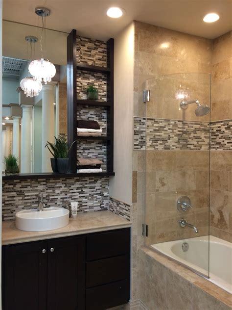 Main bathroom tile layout idea | Bathroom design small ...