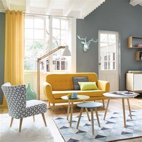 Maisons du Monde | Sala multifuncions | Pinterest | Yellow ...