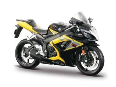 Maisto 1/12 Suzuki GSX R750 Sport Moto Para Niños   YouTube