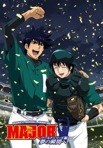 Major: World Series | Anime Planet