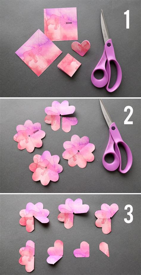 Make gorgeous paper roses with this free paper rose ...