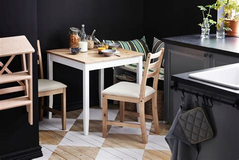 Make room for a small kitchen dining area