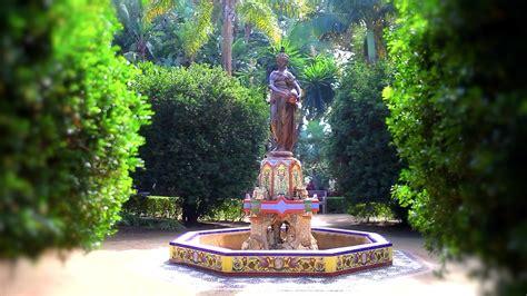 Malaga s parks   El Parque de Málaga