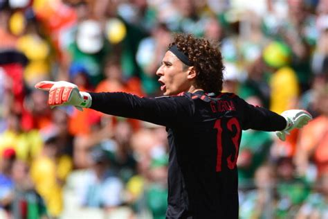 Malaga sign Mexico goalkeeper and World Cup hero Guillermo ...