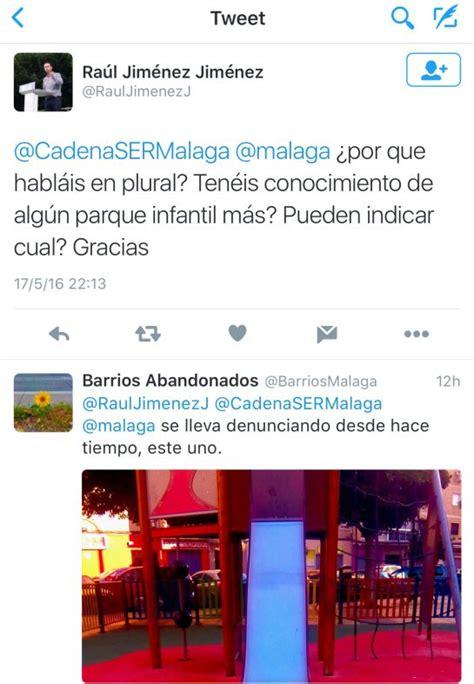 Málaga sucesos: El concejal pregunta en Twitter por los ...