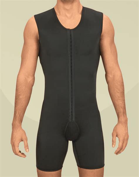 Male Compression garment body suit   Recova