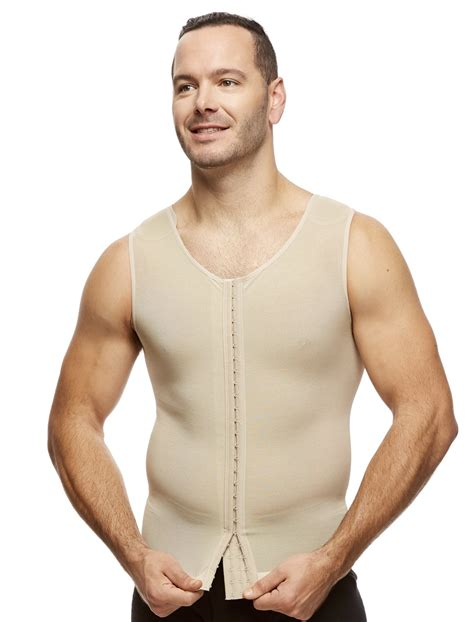 Male Compression Vest | ClearPoint Medical