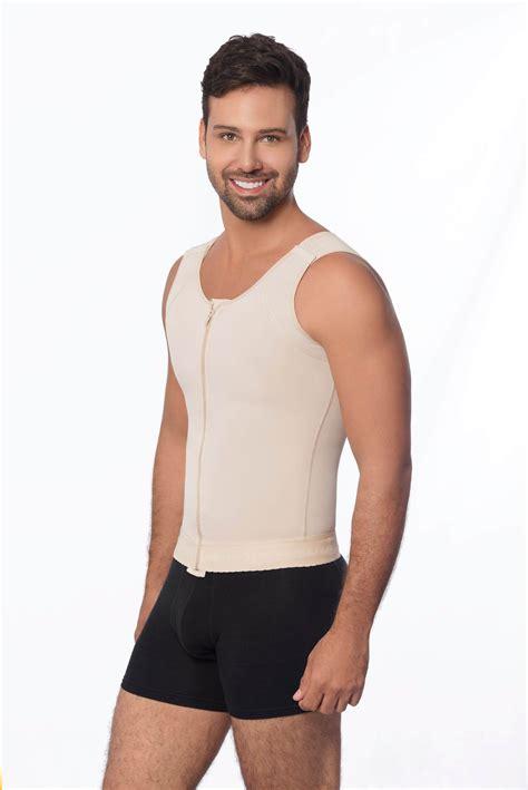 Male Compression Vest   Contour Fajas
