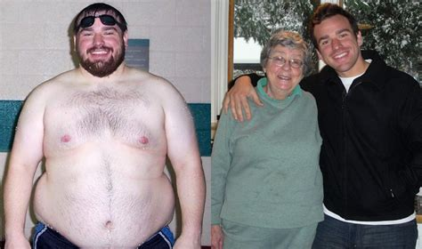 Male Weight Loss Success Story: Ben Drops 120 Pounds By ...