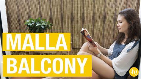 Malla Balcony de Catral | Cómo instalar una malla de ...