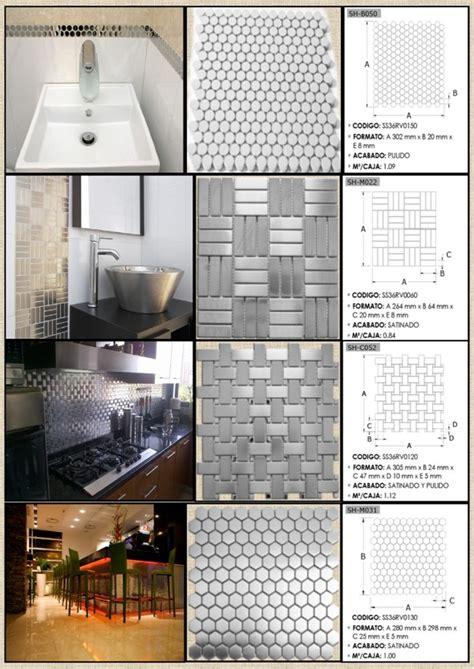 Malla De Acero Inoxidable Para Cocinas Integrales Por M2 ...