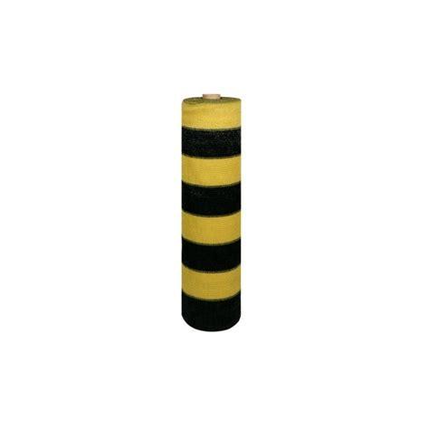 Malla de ocultación 70% Amarilla/Negra. Rollo de 50 m ...