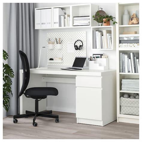 MALM Escritorio, blanco, 140x65 cm   IKEA