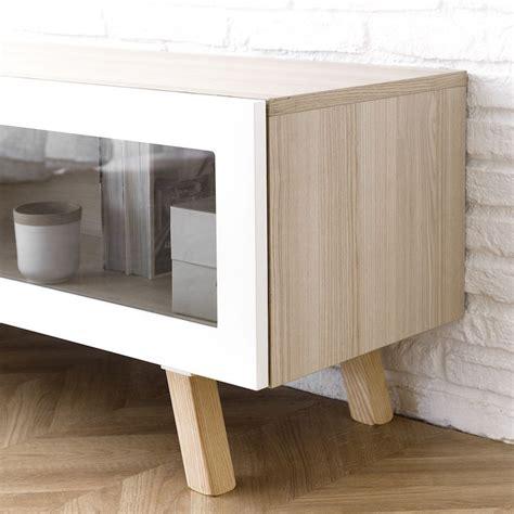 Malmo mueble tv blanco   Kenay Home